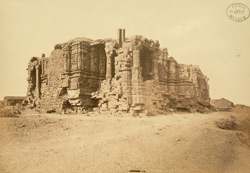 The Somanatha Temple from the west, Somnath (Prabhas Patan)